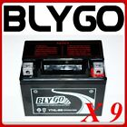 9 X YT4L BS 12V4AH Battery 50cc 70cc 110cc PITPRO TRAIL DIRT QUAD BIKE ATV BUGGY
