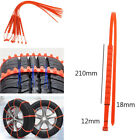 Universal 10x Car Styling Wheel Tire Chains Anti Skid Snow Winter for Truck SUV