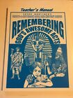 Remembering Gods Awesome Acts Create a Notebook Teachers Manual Susan Mortimer