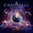 COLDSPELL A New World Arise + 1 JAPAN CD Lost Souls Full Strike Sweden Metal