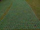 BIG strong cargo scramble rope net 4outdoor play fort tree climbing frame safety
