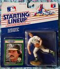 1989 Dennis Eckersley Starting Lineup Oakland Athletics A's Action Figure Sealed