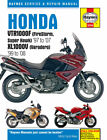HAYNES Repair Manual - Honda VTR1000F FireStorm/Super Hawk 97-07, Varadero 99-08