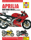 HAYNES Repair Manual - Aprilia RSV Mille (98-03) & the RSV Mille R (99-03)
