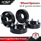 KSP 4 15 Hubcentric Wheel Spacers fits Jeep JK JKU Wrangler Grand Cherokee