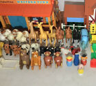 Vintage Fisher Price Little People Animals