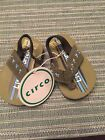 Circo Infant Baby Toddler Flip Flop Shoe Sandle Size 1 Olive Green 0 3mo NWT