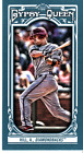 2013 Topps Gypsy Queen Baseball Cards 18