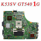 For Asus K53SV Motherboard K53SM A53S X53S Mainboard GT540M 1GB Rev31 USA