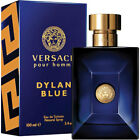 Versace Dylan Blue Perfume For Men By Gianni Versace EDT Spray 100 ml 3.4 Oz NIB