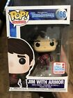 Funko Pop!! NYCC 2017 Fall Convention Exclusive Trollhunters Jim Red Armor #466