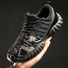 Mens Sport Shoes Mesh Breathable Comfortable Casual Outdoor Running Sneakers