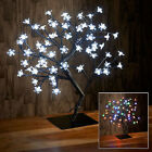 LED Cherry Blossom Bonsai Tree Fairy Light WHITE COLOUR Table Christmas BNIB UK