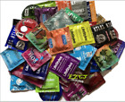 Condoms Bulk Variety Mix - Trojan, Durex, Beyond 7,LifeStyles,Crown,