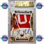 NERLENS NOEL 25 2013 PREFERRED SILHOUETTES PRIME RC AUTO PATCH BGS 9.5 RPA
