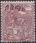 Ethiopia 1902 4g Bosta overprint very fine used