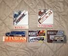 5 HERSHEY Winross Hartoy Mack Die Cast TRUCKS With Boxes Mint condition