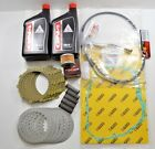 Honda TRX 400EX X 2005-2014 Tusk Ultimate Comp Clutch Kit Gasket Cable Lever Oil
