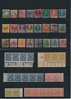 Germany Deutsches Reich Nazi liquidation collection stamps Lotused EC 27