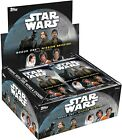 Topps 2016 Star Wars Road To Rogue One Retail Box Cards (24 Count)