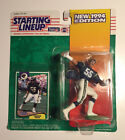 NFL Junior Seau San Diego Chargers Sports Action Figure Starting Lineup 4.5