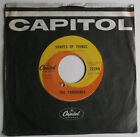 THE YARDBIRDS shapes of things im not talking 1966 single Canada only Capitol