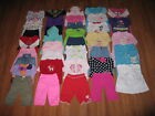 HUGE Lot Baby Girls Fall Winter Clothes Size Sz 6 9 Months Carters Gap Gymboree