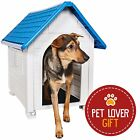 Extra Large House Pet Dog Waterproof Resin All Weather Christmas Hanukkah Gift