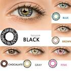 Unisex Big Eye Makeup Charming Colored Contact Lenses Beauty Cosmetic Tips Worth