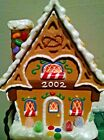Gingerbread House Ornament Hallmark Light Magic