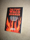 The First Waco Horror The Lynching of Jesse Washington Bernstein Signed
