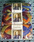 NEW Red Heart Boutique Sashay Yarn Disco Package of 3