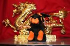 TY  ALACAZAM THE HALLOWEEN BEANIE BABY DOG-2010 RELEASE-MWNMT-GREAT GIFT