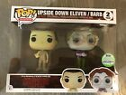 Funko Pop! Stranger Things Upside Down Eleven & Barb ECCC Convention Excl 2-Pack