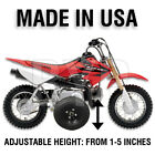 Adjustable - HONDA CRF50 CRF XR Z XR50 Z50 Z50R 50 YOUTH TRAINING WHEELS ONLY