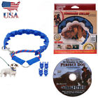 Don Sullivan Perfect Dog Command Collar Adjustable M L XL Training Pet Obedience