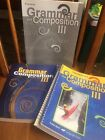 Grammar and Compostion III Abeka Book Grade 9 3 Books