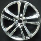 Ford Edge 2015 2016 Polished 20 Factory OEM Wheel Rim 10047 97212