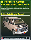 2006 Chevrolet Express 2500 Haynes Online Repair Manual-Select Access