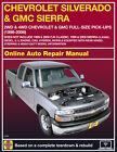 2006 Chevrolet Avalanche 2500 Haynes Online Repair Manual-Select Access