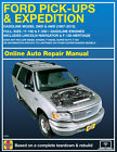 2004 Ford Expedition Haynes Online Repair Manual-Select Access
