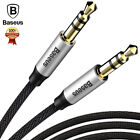Baseus 3.5mm Jack Audio Cable Gold Plated Jack 3.5 mm Male to Male Cloth Audio