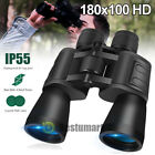Day Night 180x100 Military Zoom Binoculars Telescopes Optics Hunting Camping