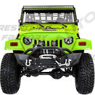 Heavy Duty Front Bumper+Winch Plate+LED Mount+D rings for 97 06 Jeep Wrangler TJ