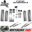 BDS Suspension for Jeep Wrangler JK 07 11 3 Lift Kit 2 Door 4WD USA FIXED LINKS