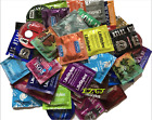 200 Condoms Bulk Variety Mix - Trojan,Durex,Beyond 7,One,LifeStyles,Crown,