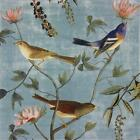 Paper Napkins Luncheon Party PRINTED BIRDS 20 Count 2 Ply