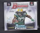 2014 Bowman Football Factory Sealed Hobby Box 4 Chrome Autographs Per Box 10 pks