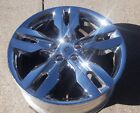 Ford Edge 20  Chrome Clad Rim Wheel Factory OEM Rim 2011 2012 2013 2014