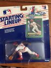 1989 Barry Larkin Cincinnati Reds Kenner Starting Lineup